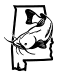Alabama Catfish v2 Decal Sticker