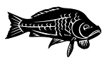 Fish v1 Decal Sticker