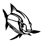 Fish v5 Decal Sticker