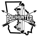 Georgia Bowhunter v2 Decal Sticker