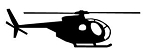 Helicopter v22 Decal Sticker