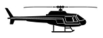 Helicopter v26 Decal Sticker