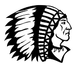 Indian Chief v6 Decal Sticker
