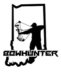 Indiana Bowhunter v3 Decal Sticker