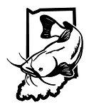 Indiana Catfish v2 Decal Sticker