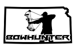 Kansas Bowhunter v3 Decal Sticker
