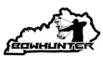 Kentucky Bowhunter v3 Decal Sticker