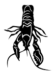 Lobster Decal Sticker