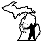 Michigan Bowhunter v1 Decal Sticker
