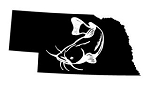 Nebraska Catfish Decal Sticker