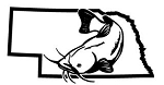Nebraska Catfish v2 Decal Sticker
