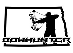 North Dakota Bowhunter v3 Decal Sticker