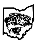 State Fishing Decals Stickers