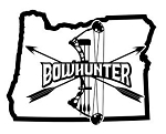 Oregon Bowhunter v2 Decal Sticker