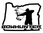 Oregon Bowhunter v3 Decal Sticker