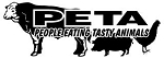 PETA Livestock Decal Sticker