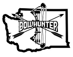 Washington Bowhunter v2 Decal Sticker