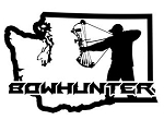 Washington Bowhunter v3 Decal Sticker