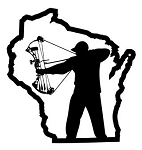 Wisconsin Bowhunter v1 Decal Sticker