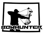 Wyoming Bowhunter v3 Decal Sticker