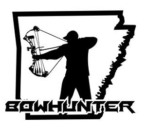 Arkansas Bowhunter v3 Decal Sticker