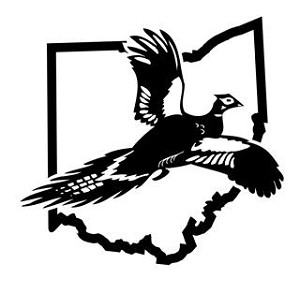 Ohio Pheasant Hunting Decal Sticker