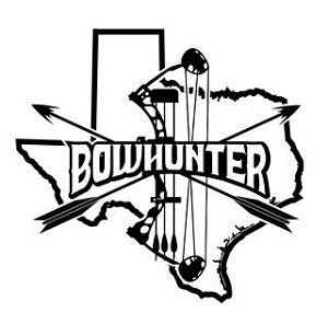 Texas Bowhunter v2 Decal Sticker
