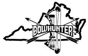 Virginia Bowhunter v2 Decal Sticker