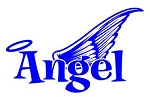 Angel Decal Sticker