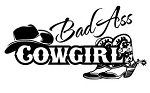 Bad Ass Cowgirl v2 Decal Sticker
