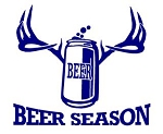 Beer Season Decal Sticker