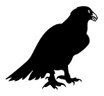 Bird Silhouette v10 Decal Sticker