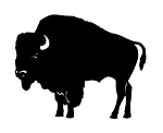 Bison v1 Decal Sticker