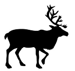 Caribou v2 Decal Sticker