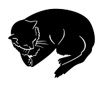 Cat v15 Decal Sticker