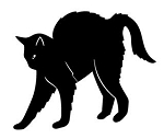 Cat v9 Decal Sticker