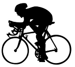 Cycling v1 Decal Sticker
