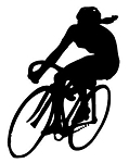 Cycling v3 Decal Sticker