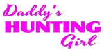 Daddys Hunting Girl v2 Decal Sticker