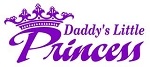 Daddy's Little Princess Decal Sticker