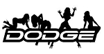 Dodge Girls Decal Sticker