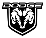 Dodge Shield Decal Sticker