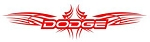 Dodge Tribal v2 Decal Sticker