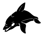 Dolphin v11 Decal Sticker