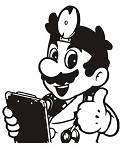 Dr Mario Decal Sticker