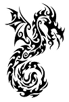Dragon v13 Decal Sticker