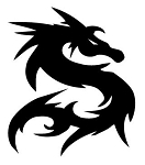 Dragon v25 Decal Sticker