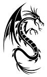 Dragon v4 Decal Sticker