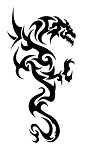 Dragon v9 Decal Sticker