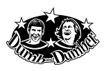 Dumb and Dumber Decal Sticker